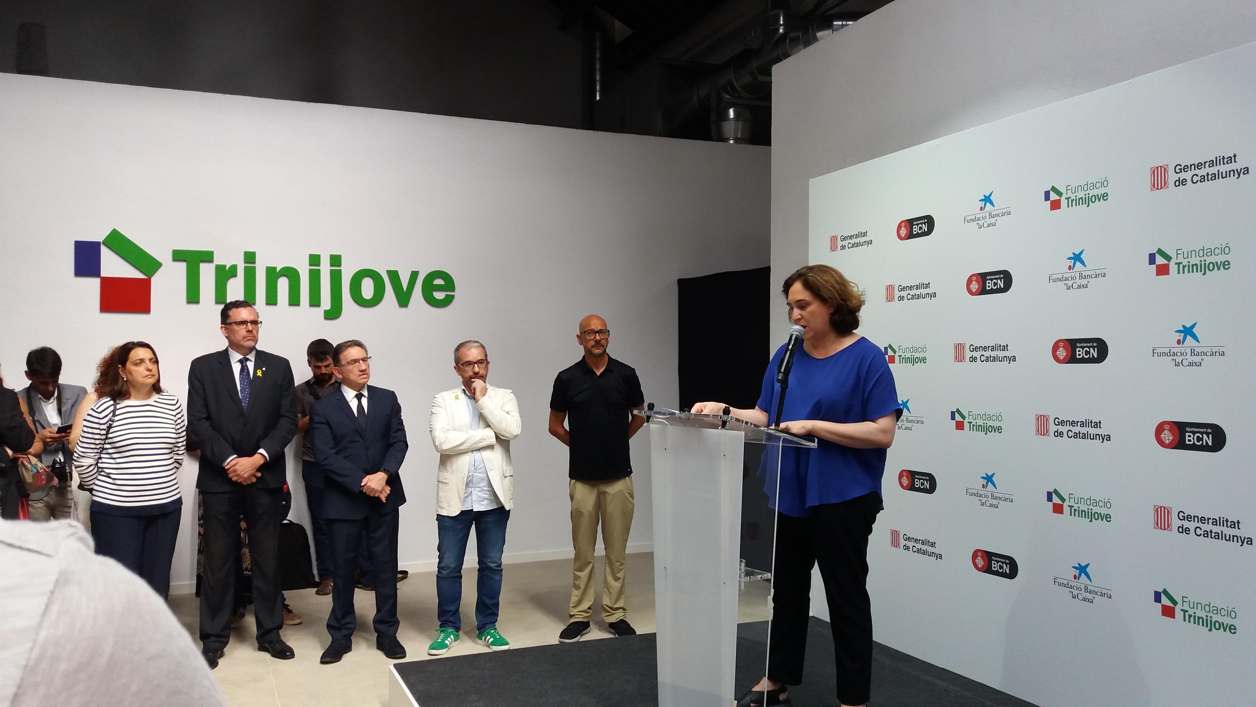 Se inaugura el nuevo centro gestor de residuos tecnológicos en Poblenou