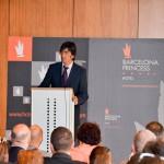 Santiago Hernández - Director Hotel Barcelona Princess y Presidente del BFD