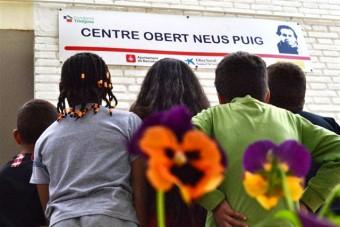 Campaña de donación de alimentos y productos de limpieza al Centre Obert Neus Puig
