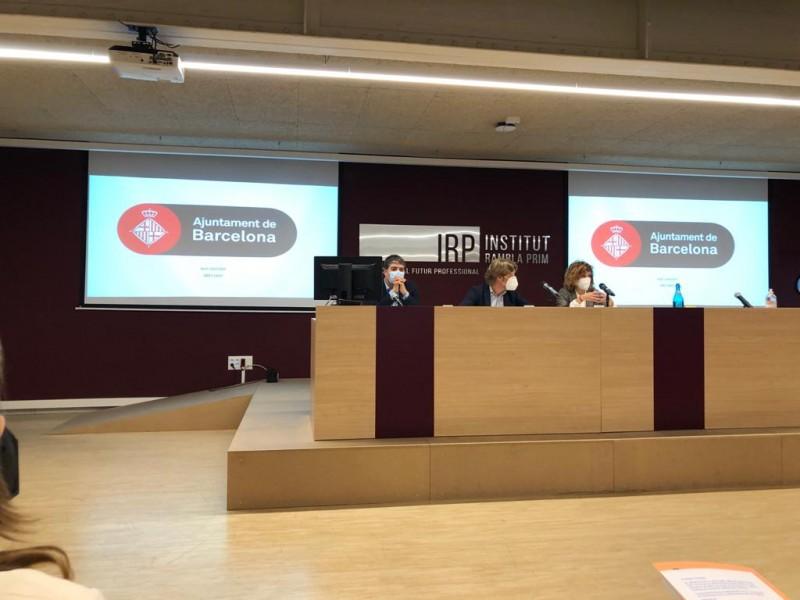 """Barcelona Forum District participa en el """"Compromiso por el Besòs y el Maresme"""""""