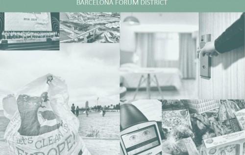 Hosteltur – Barcelona Forum District: cuando las empresas se unen para un bien común