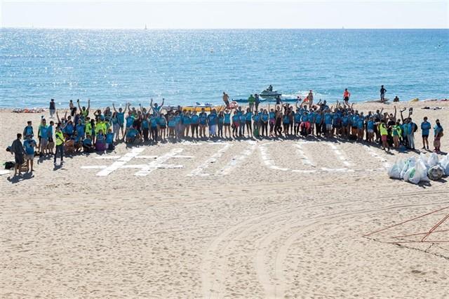 Europa Press- Unos 200 voluntarios recogen 565 kilos de residuos del fondo marino de Barcelona