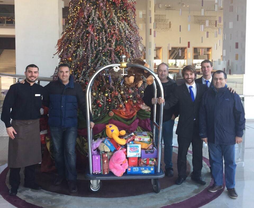 Campaña de recogida de juguetes para el Centre Obert Neus Puig