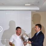 Enrique Aranda Director del Hotel Hilton Diagonal Mar